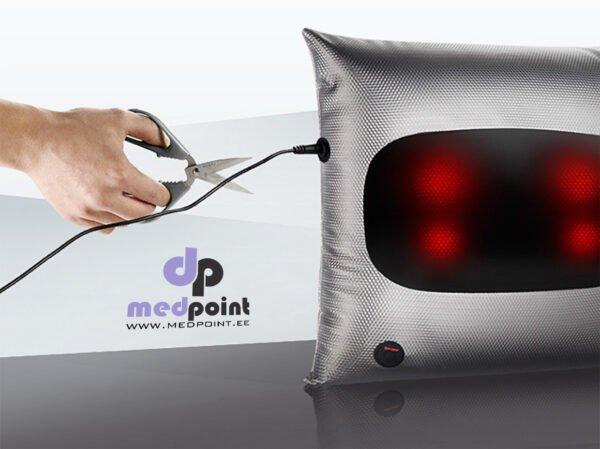 Medpoint massaazipadi juhtmevaba